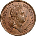 Colonials, 1723 1/2P Hibernia Halfpenny MS64 Red and Brown NGC. M. 4.17-Gc.22,W-13120, R.3. ...