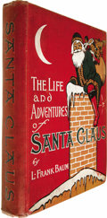 Books:First Editions, L. Frank Baum: The Life and Adventures of Santa Claus(Chicago: M. A. Donohue & Co., 1902), first edition, 206 pages,re... (Total: 1 Item)