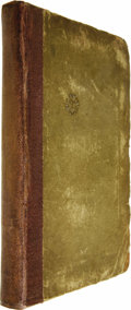 Books:First Editions, Samuel Taylor Coleridge: Sibylline Leaves A Collection ofPoems (London: Rest Fenner, 1817), first edition, 303 page...(Total: 1 Item)