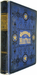 Books:First Editions, Mark Twain: Sketches, New and Old (Hartford, Connecticut andChicago, Illinois: The American Publishing Company, 1875), ...(Total: 1 Item)