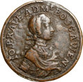 Betts Medals, 1758 Boscawen at Louisbourg, VF20 NGC. Betts-407. ...