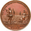 , 1755 Safety at Sea, MS65 Brown NGC. Betts-392. ...