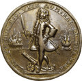 Betts Medals, 1739 Admiral Vernon Medal, Havana, XF40 NGC. Betts-314, Adams HAv1-B, R.4.. ...
