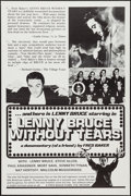 """Movie Posters:Documentary, Lenny Bruce without Tears (Fred Baker Films, 1972). One Sheet (27"""" X 41""""). Documentary.. ..."""