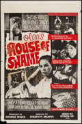 "Movie Posters:Sexploitation, Olga's House of Shame & Other Lot (American Film Company,1964). One Sheets (2) (27"" X 41""). Sexploitation.. ... (Total: 2Items)"