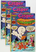 Bronze Age (1970-1979):Cartoon Character, Casper Halloween Trick or Treat #1 File Copy Long Box Group (Harvey, 1976) Condition: Average VF/NM....