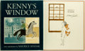 Books:Children's Books, Maurice Sendak. SIGNED. Kenny's Window. New York: Harper Collins, [1984]. Signed by the author on the half-title p...