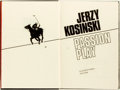 Books:Literature 1900-up, Jerzy Kosinski. SIGNED/LIMITED. Passion Play. New York: St.Martin's Press, [1979]. First edition, limited to 500 nu...