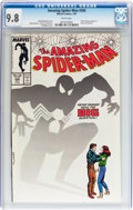 Modern Age (1980-Present):Superhero, The Amazing Spider-Man #290 (Marvel, 1987) CGC NM/MT 9.8 Whitepages....