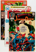 Bronze Age (1970-1979):Miscellaneous, DC Bronze Age Joe Simon and Jack Kirby Related Comics Group (DC,1970s) Condition: Average FN.... (Total: 23 Comic Books)
