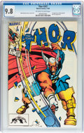 Modern Age (1980-Present):Superhero, Thor #337 (Marvel, 1983) CGC NM/MT 9.8 Off-white to white pages....