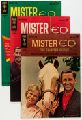 Silver Age (1956-1969):Humor, Mister Ed, The Talking Horse #1-6 Savannah Pedigree Group (Gold Key, 1962-63) Condition: Average VF.... (Total: 6 Comic Books)