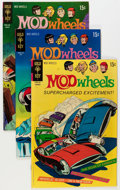 Bronze Age (1970-1979):Cartoon Character, Mod Wheels #1-17 Near Complete Run Savannah Pedigree Group (GoldKey, 1971-75) Condition: Average VF/NM.... (Total: 16 Comic Books)