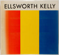 Books:Art & Architecture, Ellsworth Kelly. Text by John Coplans. With 68 color plates tipped in. New York: Harry Abrams, [n.d., 1971]. First editi...