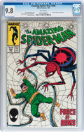Modern Age (1980-Present):Superhero, The Amazing Spider-Man #296 (Marvel, 1988) CGC NM/MT 9.8 Whitepages....