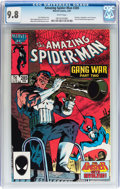 Modern Age (1980-Present):Superhero, The Amazing Spider-Man #285 (Marvel, 1987) CGC NM/MT 9.8 Whitepages....