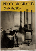 Books:Photography, Cecil Beaton. Photography. Garden City: Doubleday, [1951]. First edition. Publisher's binding and original dust jack...