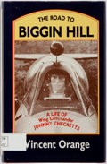 Books:Biography & Memoir, Vincent Orange. SIGNED Bookplate. The Road to Biggin Hill.England: Airlife, [1986]. First edition. Signed bookplate...