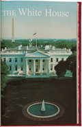 Books:Americana & American History, John F. Kennedy: The White House: An Historic Guide,Presidential Gift, 1963....
