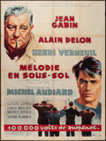 """Movie Posters:Foreign, Any Number Can Win (MGM, 1963). French Grande (47"""" X 63""""). Foreign.. ..."""
