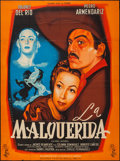 "Movie Posters:Foreign, La Malquerida (Columbia, 1951). French Grande (45"" X 61""). Foreign.. ..."