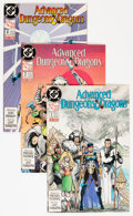Modern Age (1980-Present):Miscellaneous, Advanced Dungeons & Dragons Group (DC, 1988-91) Condition: Average NM.... (Total: 83 Comic Books)