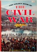 Books:Americana & American History, Bruce Catton, Narrative. Adapted for young readers by CharlesFlato. The Golden Book of the Civil War. New York: Gol...