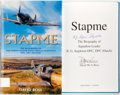 Books:Biography & Memoir, David Ross. SIGNED. Stapme: The Biography of Squadron LeaderBasil Gerald Stapleton. London: Grub Street, [2002]. Fi...