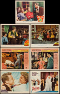 """Movie Posters:Comedy, Week-End at the Waldorf & Others Lot (MGM, 1945). Lobby Cards(7) (11"""" X 14""""). Comedy.. ... (Total: 7 Items)"""