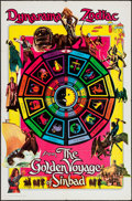 "Movie Posters:Fantasy, The Golden Voyage of Sinbad (Columbia, 1973). One Sheet (27"" X 41"")Advance. Fantasy.. ..."
