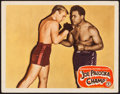 "Movie Posters:Sports, Joe Palooka, Champ (Monogram, 1946). Lobby Card (11"" X 14""). Sports.. ..."