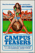 """Movie Posters:Sexploitation, Campus Teasers & Others Lot (SRC Films, 1970). One Sheets (13)(27"""" X 41""""). Sexploitation.. ... (Total: 13 Items)"""