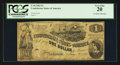 Confederate Notes:1862 Issues, T44 $1 1862 PF-1 Cr. 339.. ...