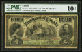 Canadian Currency: , DC-17b $4 1902 . ...