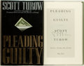 Books:Mystery & Detective Fiction, Scott Turow. SIGNED. Pleading Guilty. New York: FSG, 1993.First edition. Octavo. Publisher's binding in original du...