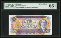 Canadian Currency: , BC-49aS $10 1971 Specimen. ...