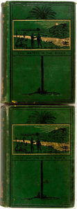 Books:Travels & Voyages, Winwood Reade. The African Sketch-Book. London: Smith, Elder, 1873. First edition. Two octavo volumes. Publisher's s... (Total: 2 Items)