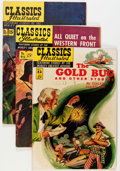 Golden Age (1938-1955):Classics Illustrated, Classics Illustrated Original Editions Group (Gilberton, 1951-53)Condition: Average VG.... (Total: 23 Comic Books)