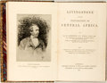 Books:Travels & Voyages, H.H. Johnson. Livingstone and the Exploration of Central Africa. London: George Philip and Son, 1891. Octavo. Illust...