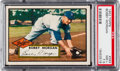 Baseball Cards:Singles (1950-1959), 1952 Topps Bobby Morgan #355 PSA NM+ 7.5....