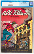Golden Age (1938-1955):Superhero, All-Flash #29 Mile High pedigree (DC, 1947) CGC NM 9.4 Off-white to white pages....