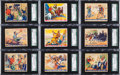 "Non-Sport Cards:Sets, 1937 R172 Gum Inc. ""Wild West Series"" Near Set (47/49). ..."