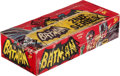 "Non-Sport Cards:Unopened Packs/Display Boxes, 1966 Topps Batman ""Red Bat"" Wax Box With 24 Unopened Wax PacksInside! ..."