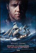"Movie Posters:Adventure, Master and Commander & Other Lot (20th Century Fox, 2003). OneSheets (2) (27"" X 40"") DS Advance. Adventure.. ... (Total: 2 Items)"