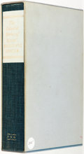 Books:Literature 1900-up, Isaac Bashevis Singer. SIGNED/LIMITED. Collected Stories.New York: FSG, 1982. Limited edition of 450, of which this...