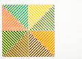 Prints:Contemporary, FRANK STELLA (American, b. 1936). Sidi Ifini, 1973.Lithograph in colors. 21-7/8 x 29-7/8 inches (55.8 x 75.9 cm)sheet...