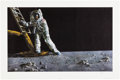 "Explorers:Space Exploration, Paul Calle Signed ""The Great Moment"" Limited Edition (16/950)Lithograph...."