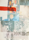 Prints:Contemporary, ROBERT RAUSCHENBERG (American, 1925-2008). Untitled (fromthe Thirteen Prints to Commemorate Anthology FilmArchives...