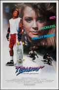 """Movie Posters:Action, Thrashin' & Other Lot (Fries Entertainment, 1986). One Sheets (2) (27"""" X 41"""") Flat Folded. Action.. ... (Total: 2 Items)"""