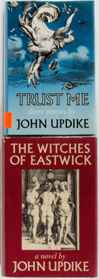 John Updike. The Witches of Eastwick [and]: Trust Me. New York
